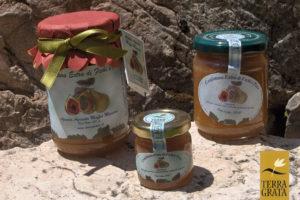 Confettura / Marmellata di Fichi e Pere Terra Grata perfetta per abbinamento formaggi
