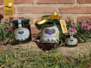 Confettura / marmellata artigianale di More Terra Grata Piccoli frutti e frutti di bosco a km 0