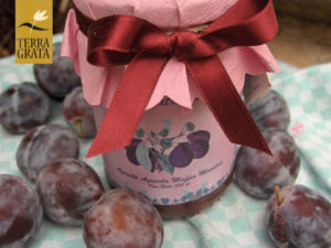 Confettura / marmellata di prugne Terra grata Chiamatela pure marmellata della nonna o marmellata classica se volete ma Extra