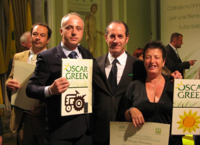 Oscar Green - Terra Grata - Maffeo Massimo