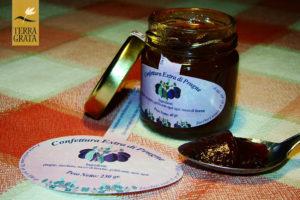 Confettura / Marmellata artigianale e naturale di Prugne Terra Grata. Confetture e marmellate originali e confetture e marmellate particolari: la nostra ricetta marmellata.